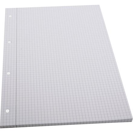 Standardblok, A4 21x30 cm, 60 g, tern, 5stk.
