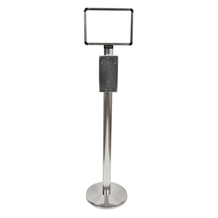 Stander, Deb, til Deb touch free dispenser, excl. dispenser, 1000 ml,