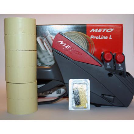 Pris pistol - Startsæt Meto Proline L