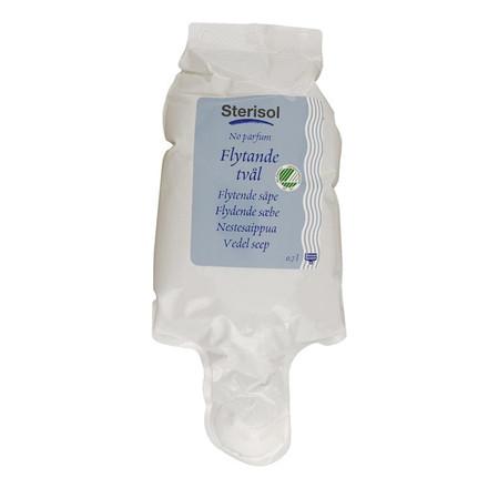 UDSOLGT Sterisol Håndsæbe uden farve & parfume | 700 ml