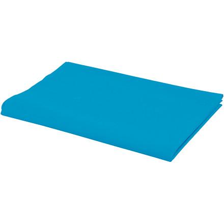Stof bredde 145 cm 140 g/m2 blå | 1 løbende meter