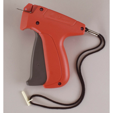 Swiftach pistol rød med pistolgreb - til fine nål 10312-0