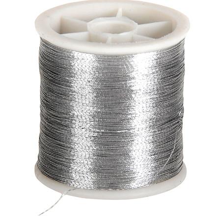 Sytråd sølv | 100 meter