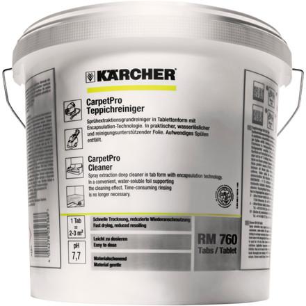 Tæpperens, Kärcher, CarpetPro RM 760, tabs, 200 stk