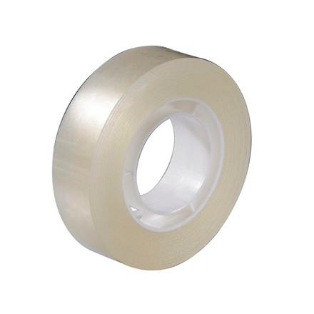 Tape PP klar 15mmx33m kerne Ø25mm 10rul/pak