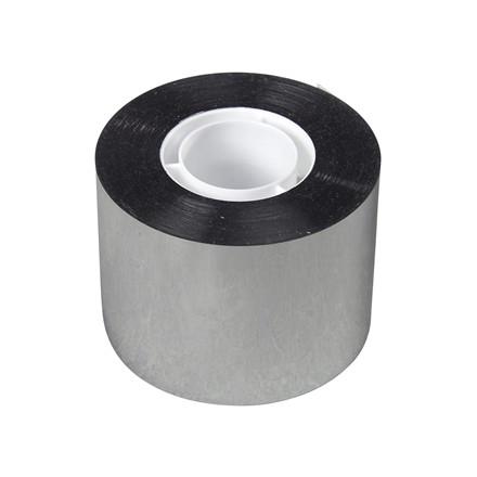 Tape PP metallis. sølv 48mmx50m kerne Ø25mm