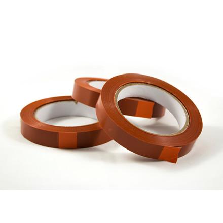 Tape PP strap orange 15 mm x 66 meter