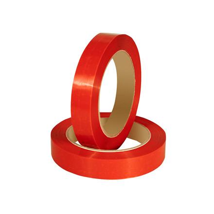 Tape PVC-s rød 12mmx66m
