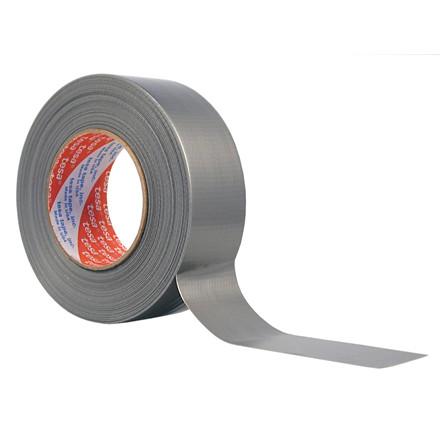Tape tesa lærred sølv - 48 mm x 50 m 4662