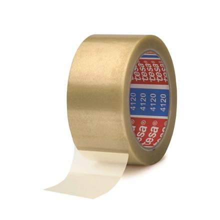 Tape tesa i klar PVC - 48 mm x 66 meter 4120