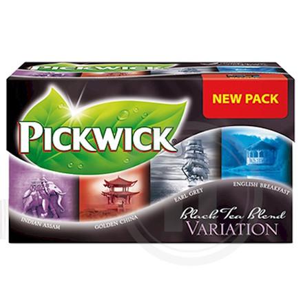 Te Pickwick Black 20breve/pak
