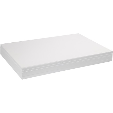 Tegnepapir, A2 420x600 mm, 140 g, 250ark