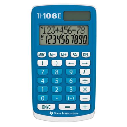 Texas Instruments Texas TI-106 II Basic calculator