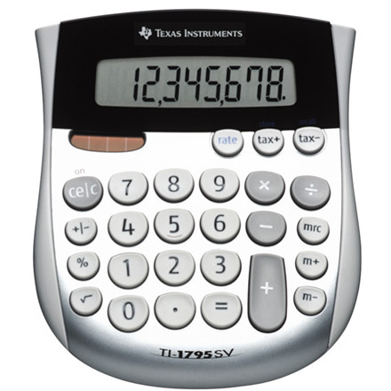 Texas Instruments Texas TI-1795 SV calculator