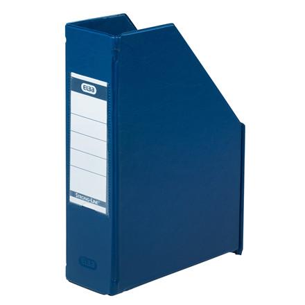 A5 tidsskriftsamler ELBA med 60 mm ryg - Blå