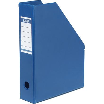 Tidsskriftskassette A4 med 65 mm ryg ELBA - Blå