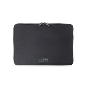 Tucano Elements 12'' second skin sleeve MacBook black