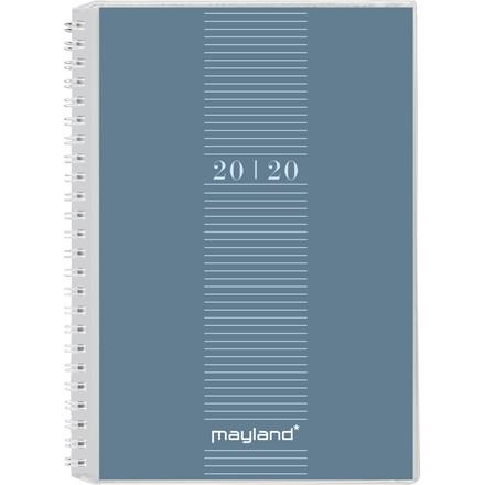 Ugekalender A5 m/illustrationer 15x21cm højformat 20 2004 00