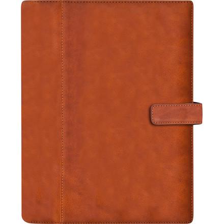 Ugekalender System A5 skind brun 15x21cm højformat 20 2911 00