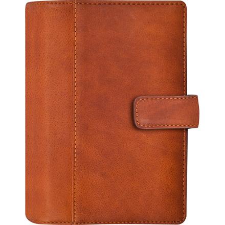 Ugekalender System mini skind brun 8x13cm tværf 20 3523 00