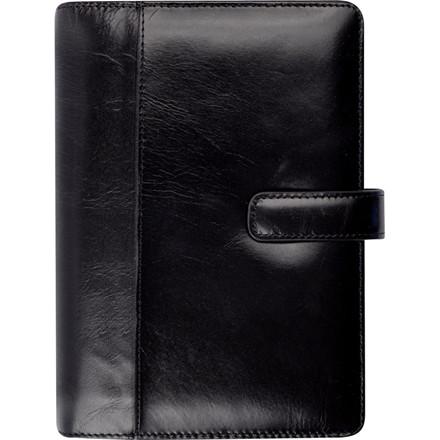 Mayland System PP sort skind 9,5 x 17 cm højformat - uden kalender