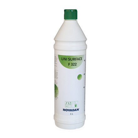 Novadan Uni Surface F 322 Universalrengøring - 1 liter