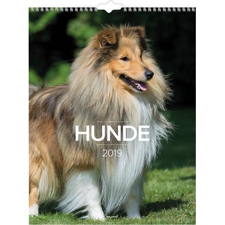 Mayland Vægkalender 2019 Hunde 29,5 x 39 cm - 19 0663 20