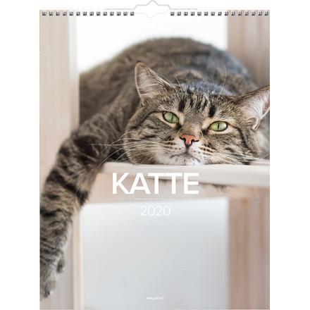 Vægkalender Katte 30x39cm 20 0663 00
