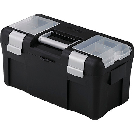 Værktøjskasse, LxBxH 51x25x25 cm, 1stk.
