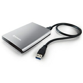 Verbatim 1TB Hard Drive 2,5'' Store N Go  USB 3.0 silver