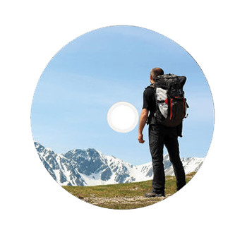 Verbatim DVD+R printable 16XWide Inkjet printable Non ID Brand (50)