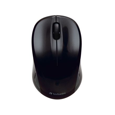 Verbatim Go Nano Wireless Mouse Black