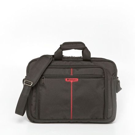 Verbatim Slim Notebook Case London 17'' Black