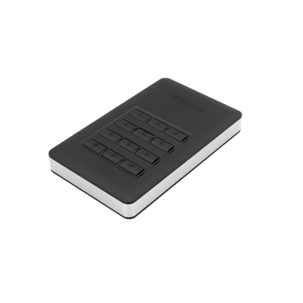 Verbatim Store ´N´ Go Secure Portable With Keypad Access USB