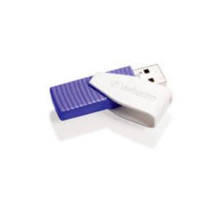 Verbatim USB key 64GB Store 'N' Go Swivel, violet