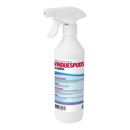 Cleanline Vinduespuds - Glasrens 500 ml