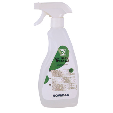 Novadan Uni 121 Glass Spray Vinduesrens - 750 ml