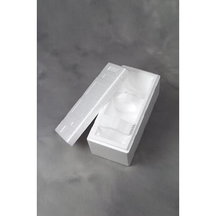 Vinemballage polystyrol 1001 Universal - 28 stk. i kassen