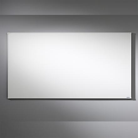Whiteboard - Lintex Boarder 500 x 120 cm med hvid ramme
