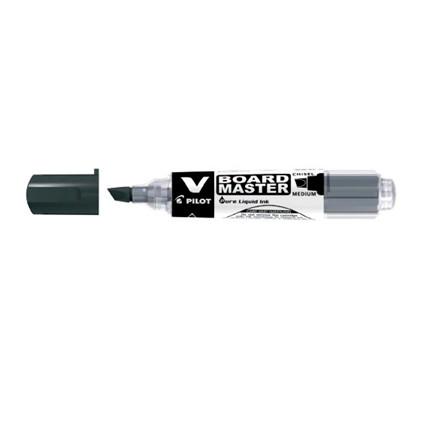 Whiteboard pen - Pilot sort skrå spids 1,8 x 5,2 mm