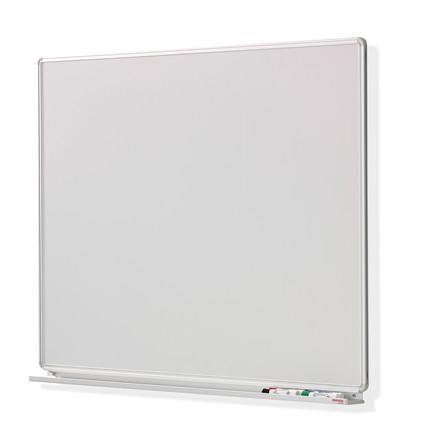 Whiteboard tavle - Uniti 152 x 125 cm med pennehylde