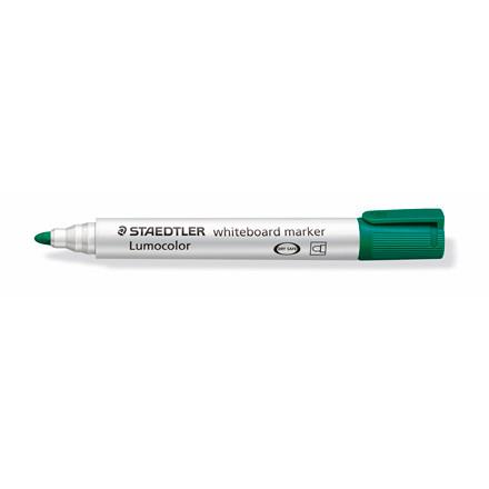 Whiteboard tusch - Staedtler Lumocolor grøn 2,0 mm