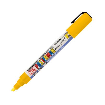 ZIG Posterman Broad 6 mm yellow