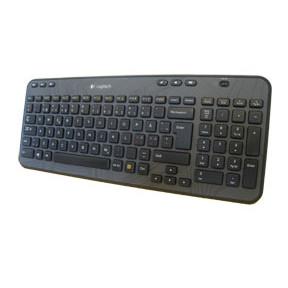 Logitech K360 Wireless Keyboard  (Nordic)