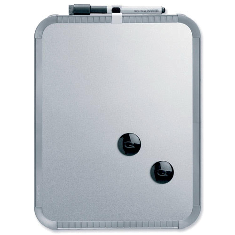 Whiteboard tavle Nobo Slimline - Sølv 36 x 28 cm