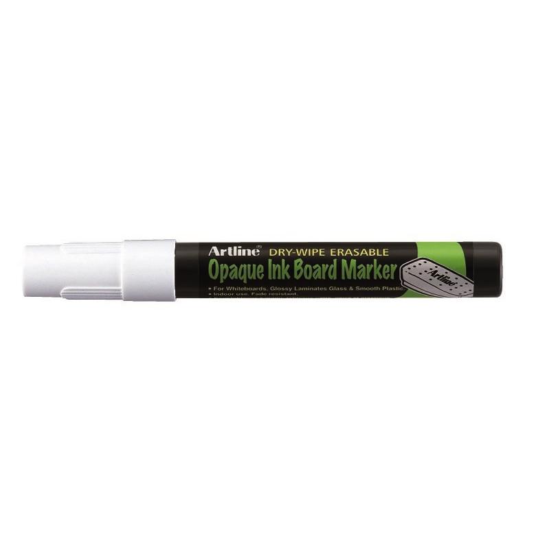 Whiteboard marker ARTLINE EPD-4 2 mm spids - hvid