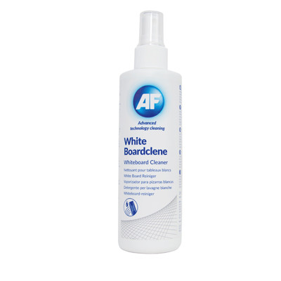 AF Whiteboard Clene - Rensespray til Whiteboard tavler - 250 ml