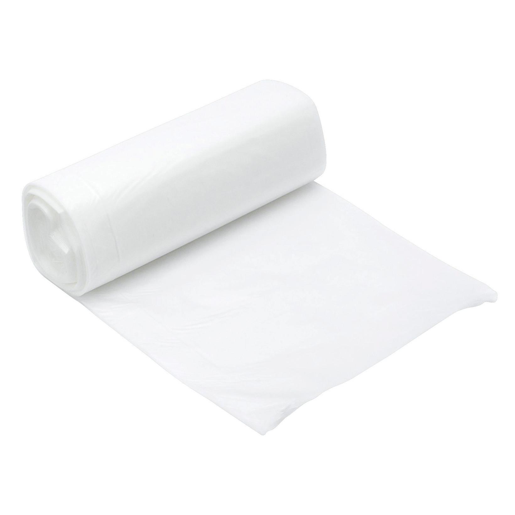 Premium Affaldssække Klar - 700 x 1100 mm