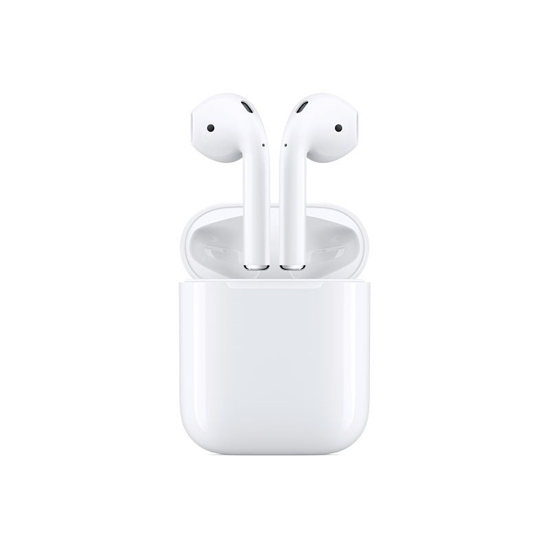 Apple AirPods 2 (2019) with Charging Case - White