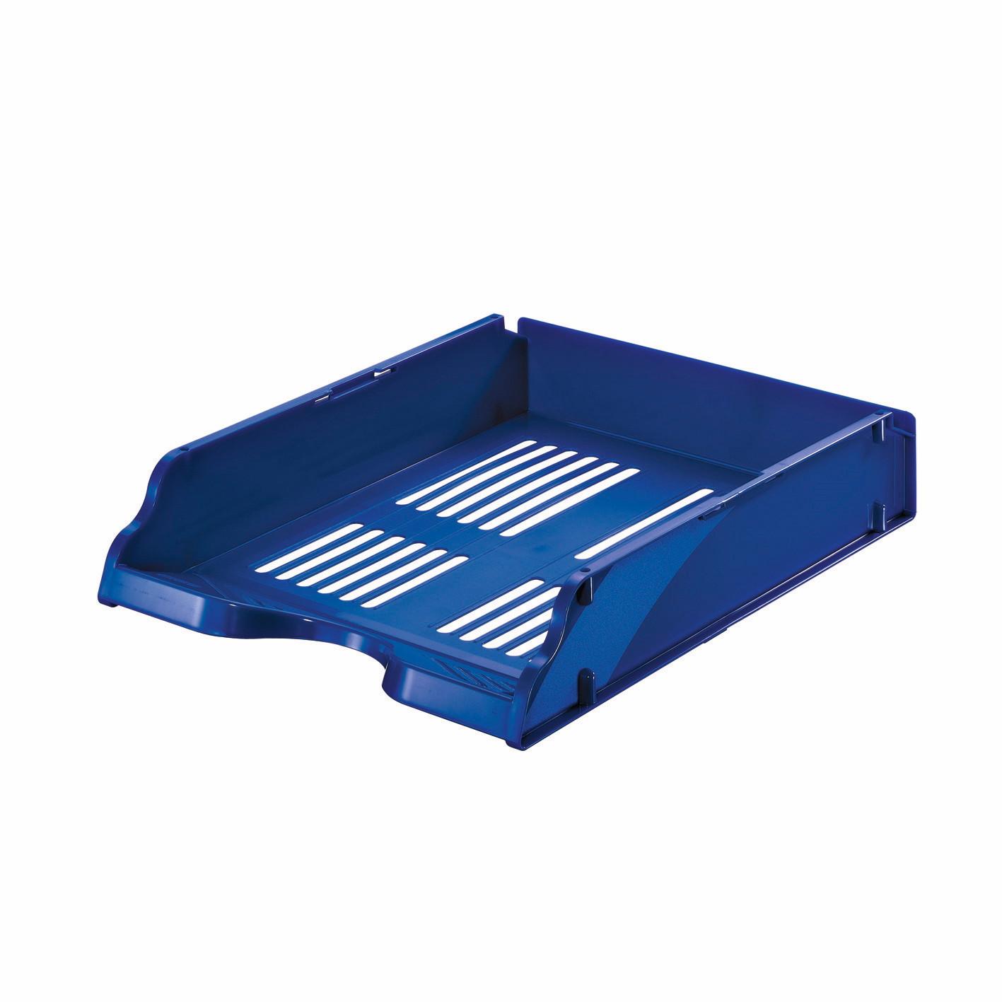Brevbakke A4 Esselte Transit - blå